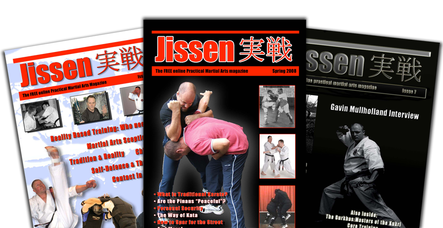 Jissen Martial Arts Magazine